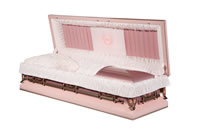 casket: Mother Tri-Blend Full Couch